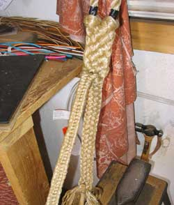 Sirius bull rope by teufelberger.